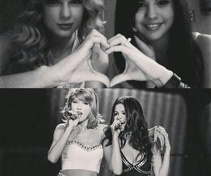 26, selena gomez, and Taylor Swift image