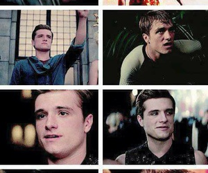 peeta mellark and josh hutcherson image