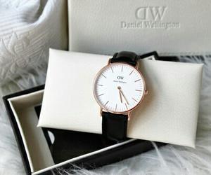 watch, fashion, and daniel wellington image