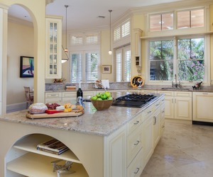 interior, kitchen, and style image