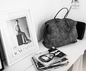 interior, design, and bag image