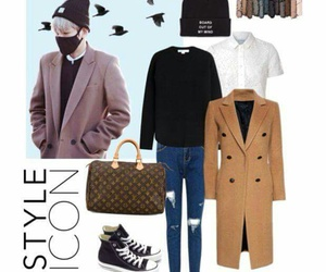 coat, exo, and get the look image
