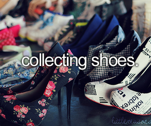 before i die, shoes, and justgirlythings image