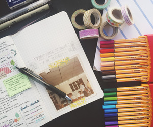 study, studying, and studyblr image