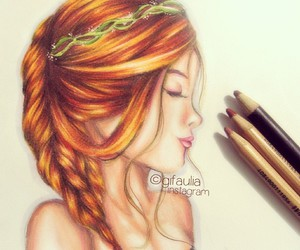 art, draw, and cool image