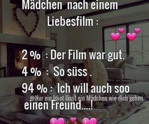 deutsch, movie, and spruchbilder image