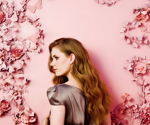 Amy Adams and pink image