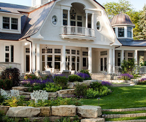 dream house, luxury, and design image