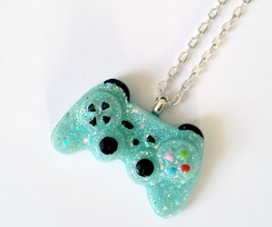 controller, etsy, and gamer girl image