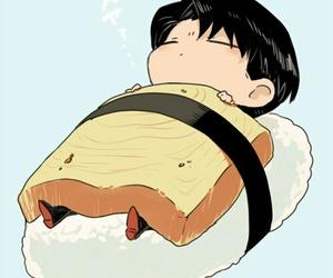 levi, shingeki no kyojin, and cute image