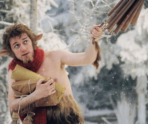 narnia, mr. tumnus, and james mcavoy image