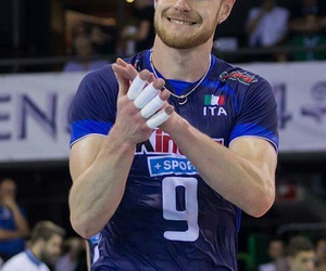 volley, italiano, and ivan zaytsev image
