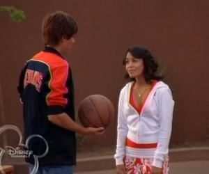 Basketball, high school musical, and HSM image
