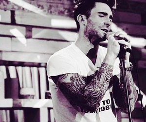 music and adam levine maroon 5 image