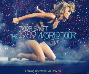 1989, iTunes, and tour image