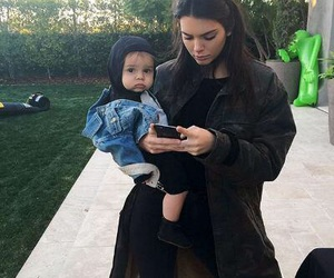 kendall jenner, baby, and jenner image