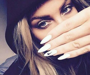 perrie edwards, little mix, and nails image