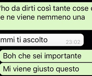 chat, important, and messaggio image
