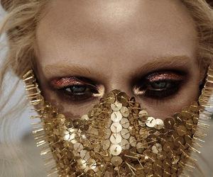 avantgarde, makeup, and caroline wilson image