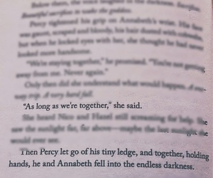 book, percy jackson, and love image