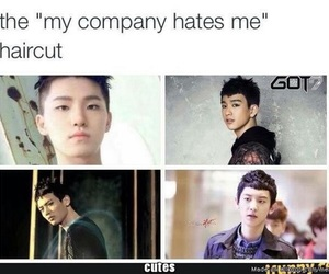 exo, kpop, and got7 image