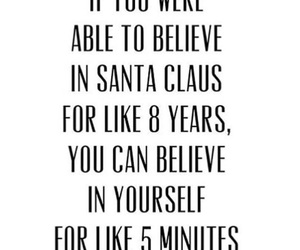 believe in yourself and positive mindset image