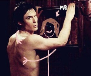 ian somerhalder, sexy, and me image