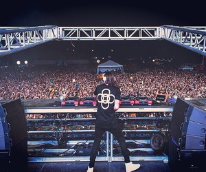 dj, music, and alesso image