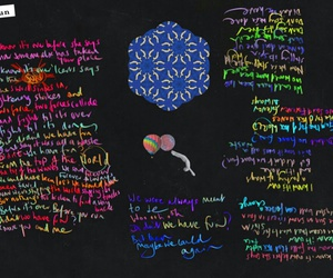 coldplay, fun, and music image