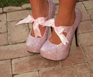 barbie, gorgeous, and heels image