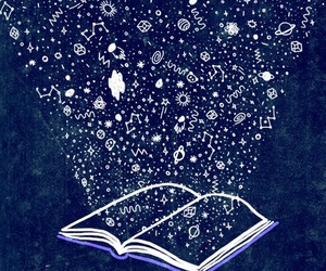 book and blue image