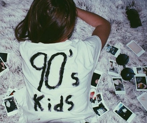 90s, grunge, and kids image