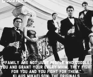 tvd, the original family, and klaus mikaelson image