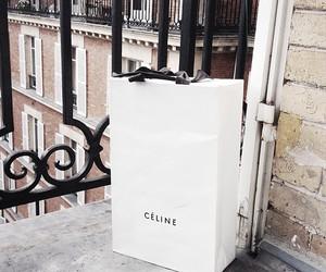 celine, bag, and luxury image