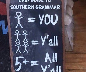 grammar, guide, and southern image
