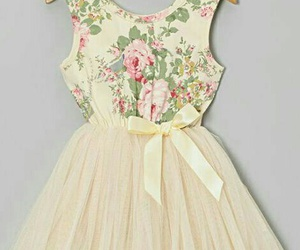 dress, cute, and 👗 image