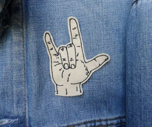 rock, grunge, and jeans image