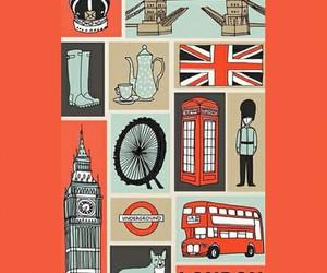 inglaterra, london, and Londres image