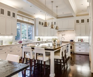 kitchen, decorations, and homes image