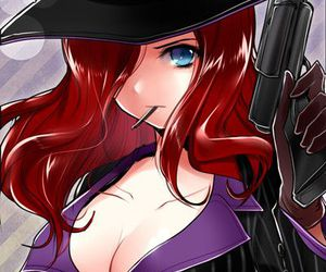 league of legends, miss fortune, and lol image