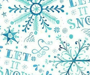 wallpaper and snowflake image