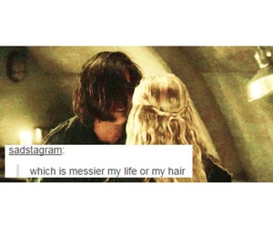 funny, clarke griffin, and lol image