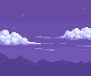 clouds, pixel, and night image