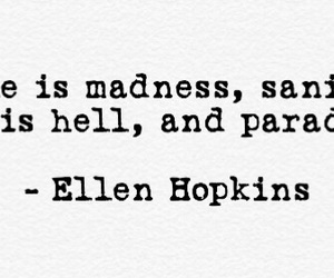 book, hell, and madness image