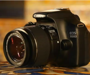 canon and eos 1100d image