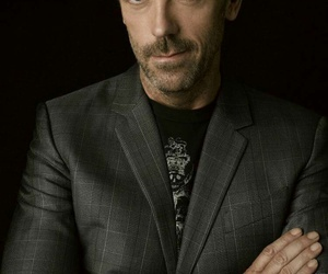 actor, house md, and dr house image
