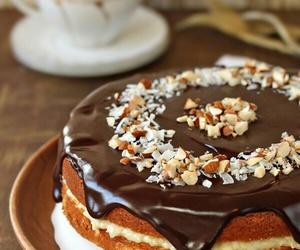 dessert, yummy, and cake image