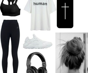 beats, fashion, and outfit image