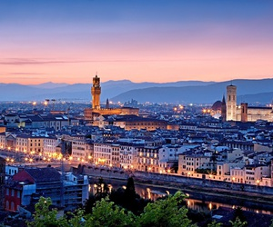 florence, italy, and city image
