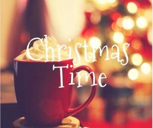 christmas, time, and light image